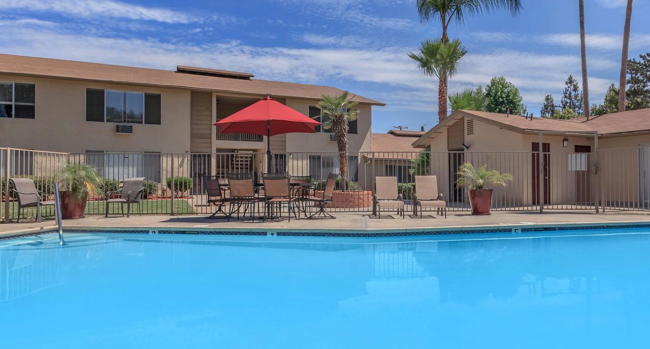 Anza Oaks Apartments